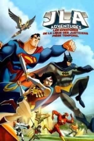 Les aventures de la ligue des justiciers - Piège temporel