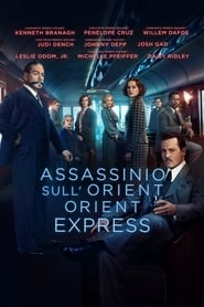 Poster Movie Murder on the Orient Express 2017