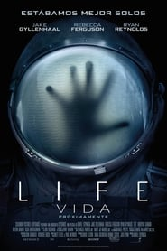 Poster Movie Life 2017