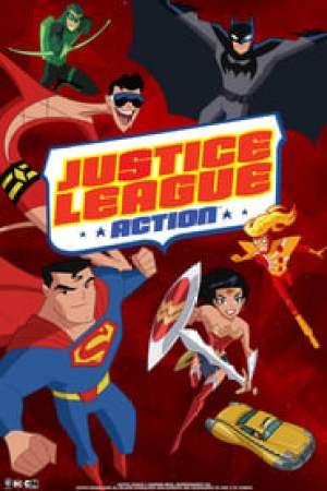 La Ligue des justiciers : Action