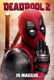 Streaming Movie Online Deadpool 2 (2018)