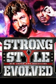NJPW Strong Style Evolved streaming vf