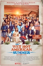 Wet Hot American Summer : 10 Years Later streaming vf