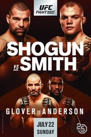 UFC Fight Night 134: Shogun vs. Smith streaming vf