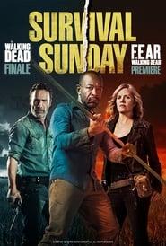 Watch Full Movie Online Survival Sunday: The Walking Dead/Fear the Walking Dead (2018)