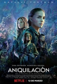 Streaming Annihilation (2018) Full Movie Online