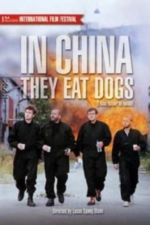 En Chine, on mange des chiens
