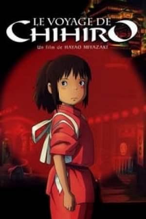 Le Voyage de Chihiro streaming vf