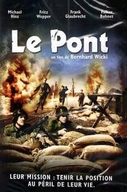 Le Pont Poster
