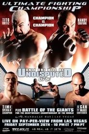 UFC 44: Undisputed (2003)