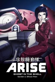 Ghost in the Shell Arise - Border 1 : Ghost Pain streaming vf