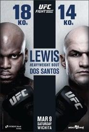 UFC Fight Night 146: Lewis vs. dos Santos streaming vf