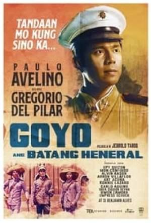 Goyo: O Menino General Legendado Online