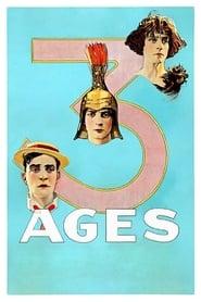 Les trois âges Poster