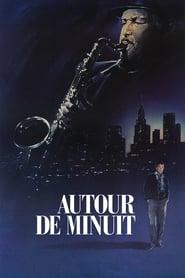 Autour de minuit Poster