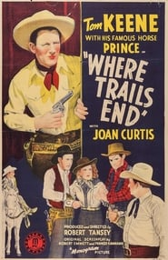 Image for movie Where Trails End (1942)