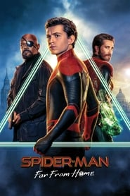 Watch Movie Online Spider-Man: Far from Home (2019)