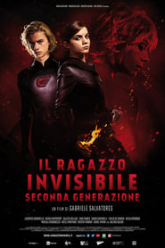 The Invisible Boy: Second Generation Poster