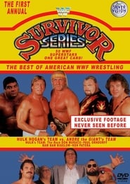 WWE Survivor Series 1987