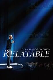 Ellen DeGeneres : Relatable Poster