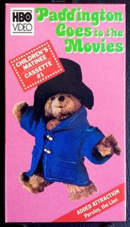 Paddington Bear Goes to the Movies (1980)