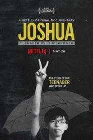 Joshua: Teenager vs. Superpower Poster