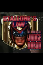 image for movie Stallone's Law: The Making of 'Judge Dredd' (1995)