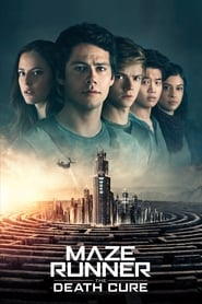 Watch Full Movie Online Maze Runner: The Death Cure (2018)