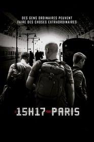 Le 15H17 pour Paris Poster