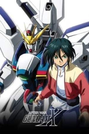 After War Gundam X Full online