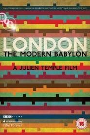 image for movie London: The Modern Babylon (2012)