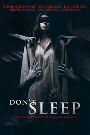 Streaming Movie Don't Sleep (2017)