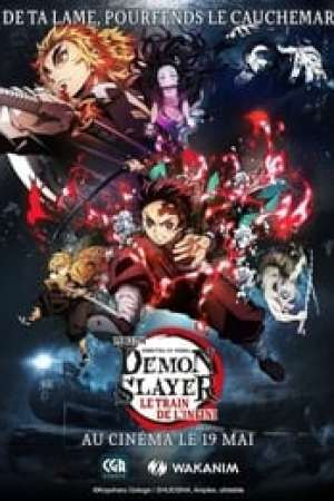 Demon Slayer : Le train de l'infini streaming vf