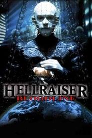Hellraiser - Bloodline Poster