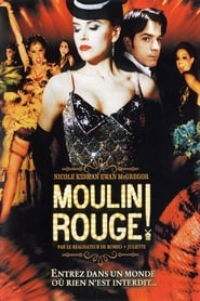 Moulin Rouge ! Poster