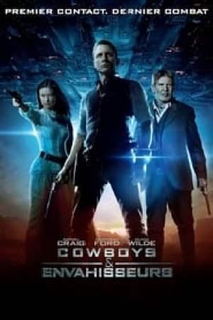 Cowboys & envahisseurs streaming vf