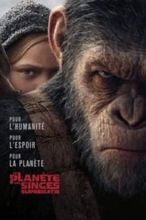 La Planète des singes : Suprématie streaming vf