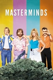 Image for movie Masterminds (2016)