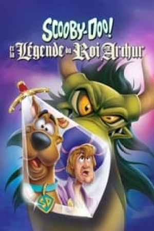 Scooby-Doo! et la légende du roi Arthur streaming vf