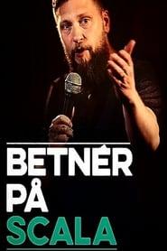 Magnus Betner live Scala Poster