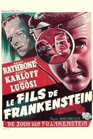Le Fils de Frankenstein Poster