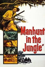 Manhunt in the Jungle (1958)