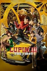 Lupin III: The First streaming vf