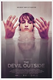The Devil Outside Poster