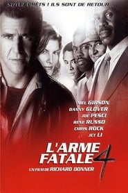 L'Arme fatale 4 Poster