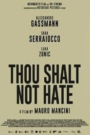 Thou Shalt Not Hate (2020)