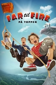 Father of Four: At The Top Poster