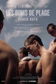 Les bums de plage Poster