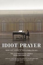 Idiot Prayer: Nick Cave Alone at Alexandra Palace (2020)