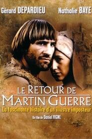 Le retour de Martin Guerre Poster